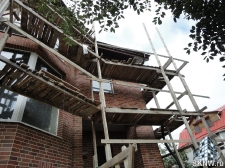 Клинкерная плитка - Утепление фасадов и отделка под кирпич