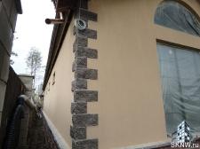 Декоративная штукатурка утепление здания