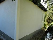 Утепление дома пенополиуретаном(ППУ) и отделка декоративной штукатуркой Атлас