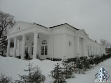 Утепление и отделка фасада декоративной штукатуркой с архитектурными элементами - Трапезная собора
