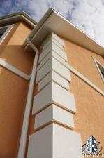 Декоративная фасадная штукатурка Силиконовая Шубка_5