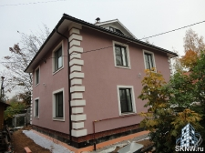 Декоративная фасадная штукатурка Силиконовая Шубка_9